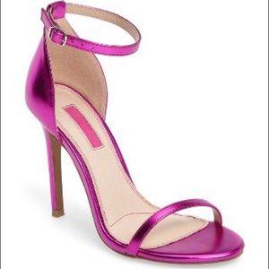 Topshop Rosalie Ankle Strap Sandal